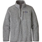 Patagonia Boys' Better Sweater 1/4-Zip-65706_Stonewash