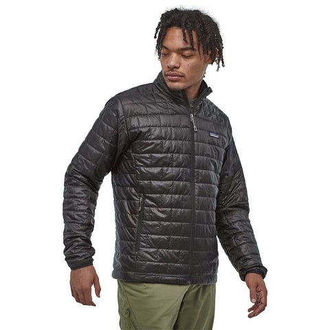 Patagonia Men's Nano Puff Jacket-84212_Black