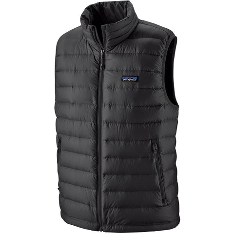Patagonia Men's Down Sweater Vest-84622_Black