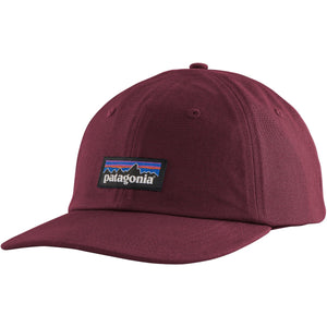 Patagonia P-6 Label Trad Cap-38296_Chicory Red