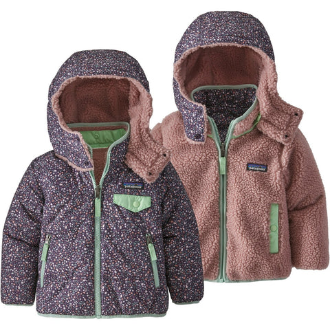 Patagonia Baby Reversible Tribbles Hoody-61160_Ad Astra: New Navy