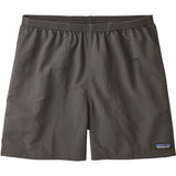 Men's Baggies Shorts - 5 in.-Patagonia-Forge Grey-S-Uncle Dan's, Rock/Creek, and Gearhead Outfitters