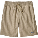 Patagonia Men's Baggies Naturals-58056_Chambray: Mojave Khaki