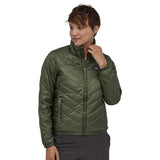 Patagonia Women's Lightweight Radalie Bomber Jacket-20970_Kale Green