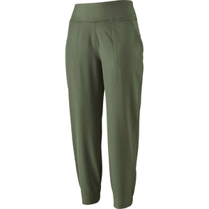 Patagonia Women's Happy Hike Studio Pants-21217_Kale Green