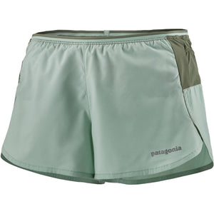 Patagonia Women's Strider Pro Shorts - 3 in.-24657_Gypsum Green