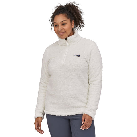 Patagonia Women's Los Gatos 1/4-Zip Fleece-25235_Birch White