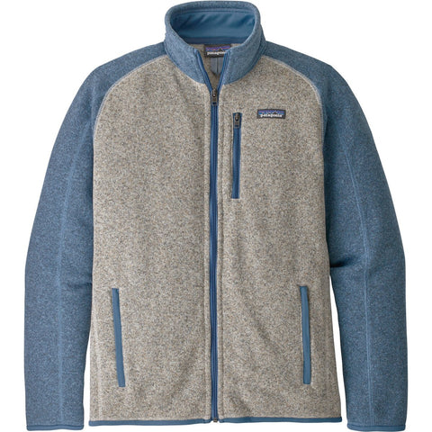 Patagonia Men's Better Sweater Fleece Jacket-25528_Black