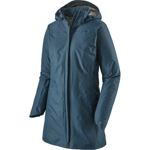 Patagonia Women's Torrentshell 3L City Coat-27119_Stone Blue