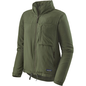 Women's Mountain View Jacket - Clearance-Patagonia-Kale Green-XS-Uncle Dan's, Rock/Creek, and Gearhead Outfitters