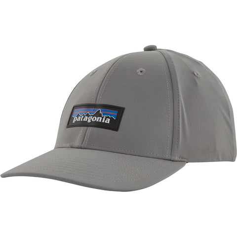 Patagonia P-6 Logo Channel Watcher Cap-38270_Feather Grey