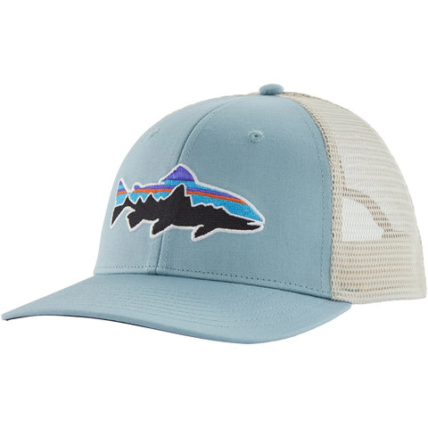 Patagonia Fitz Roy Trout Trucker Hat-38288_Big Sky Blue