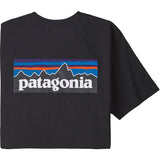 Patagonia Men's P-6 Logo Pocket Responsibili-Tee-38512_Black