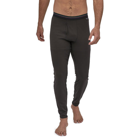 Patagonia Men's Capilene Midweight Bottoms-44487_Black