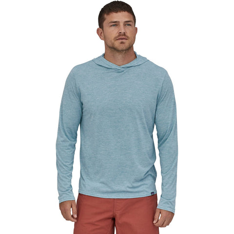 Patagonia Men's Capilene Cool Daily Hoody-45310_Big Sky Blue