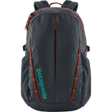 Patagonia Refugio Pack 28L-47912_Smolder Blue w/Roots Red