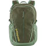 Patagonia Women's Refugio Pack 26L-48080_Camp Green