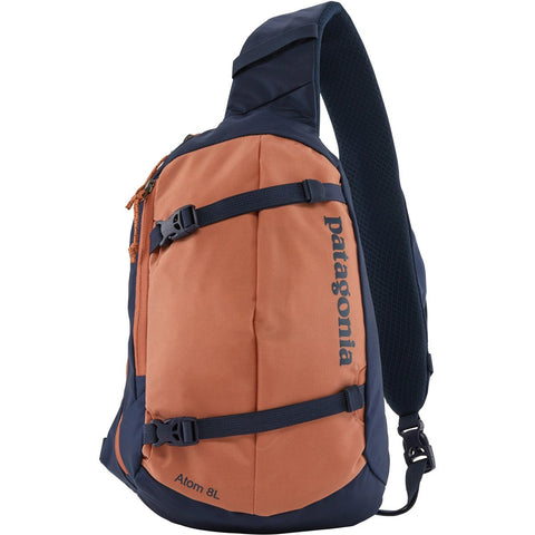 Patagonia Atom Sling 8L-48261_Classic Navy w/Mellow Melon