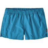 Patagonia Women's Barely Baggies Shorts-57043_Joya Blue