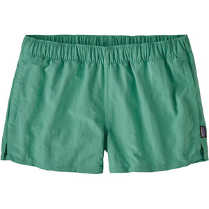 Patagonia Women's Barely Baggies Shorts-57043_Light Beryl Green