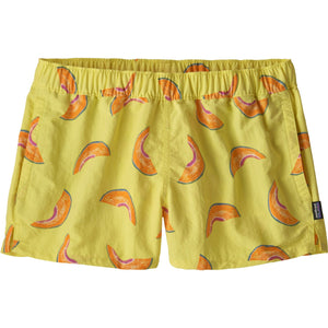 Patagonia Women's Barely Baggies Shorts-57043_Melons: Pineapple