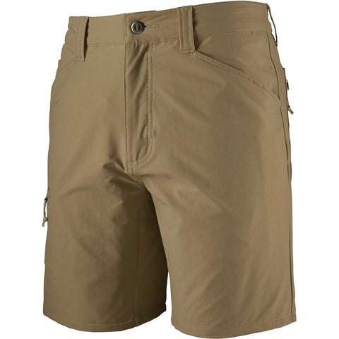 Men's Quandary Shorts - 8 in.-Patagonia-El Cap Khaki-33-Uncle Dan's, Rock/Creek, and Gearhead Outfitters