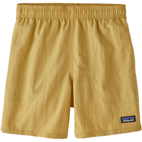 Boys' Baggies Shorts - 5 in. - Clearance-Patagonia-Surfboard Yellow-XS-Uncle Dan's, Rock/Creek, and Gearhead Outfitters