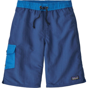 Patagonia Boys' Baggies Boardshorts-67805_Superior Blue