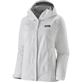 Patagonia Women's Torrentshell 3L Jacket-85245_Birch White