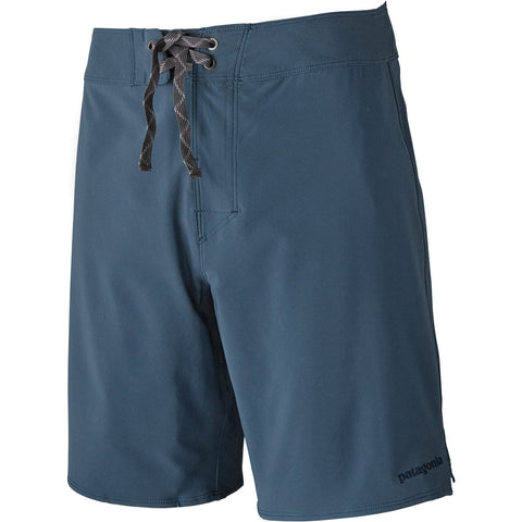 Patagonia Men's Stretch Hydropeak Boardshorts - 18 in.-86696_Stone Blue
