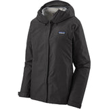 Patagonia Women's Torrentshell 3L Jacket-85245_Black