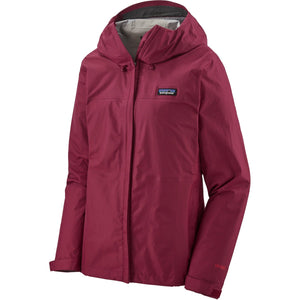 Patagonia Women's Torrentshell 3L Jacket-85245_Roamer Red