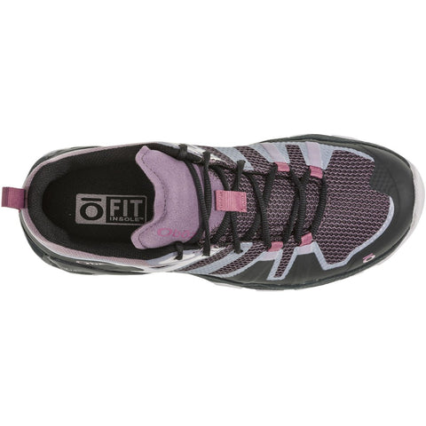 Women's Arete Low-Oboz-Blush-7-Uncle Dan's, Rock/Creek, and Gearhead Outfitters
