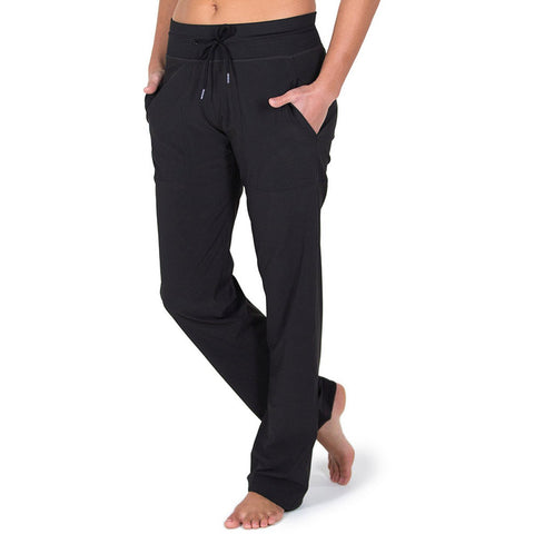 Free Fly Women's Breeze Pants-WBP_Black