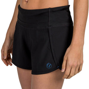 Free Fly Women's Bamboo Lined Breeze Shorts-WBS_Black