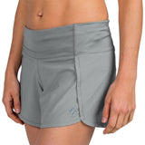 Free Fly Women's Bamboo Lined Breeze Shorts-WBS_Cement