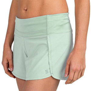 Free Fly Women's Bamboo Lined Breeze Shorts-WBS_Seafoam