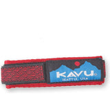 Watchband-Kavu-Red Braid-L-Uncle Dan's, Rock/Creek, and Gearhead Outfitters