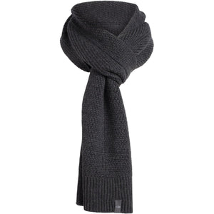 Waypoint Scarf-Icebreaker-Charcoal Heather-Uncle Dan's, Rock/Creek, and Gearhead Outfitters