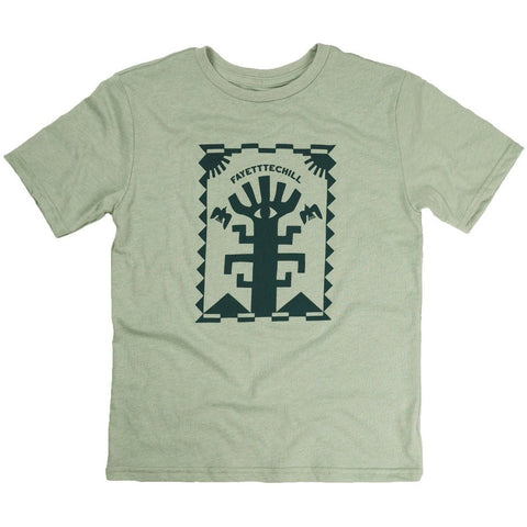 kids-wise-woods-short-sleeve-tee-kt-121-s003_heather_desert_sage