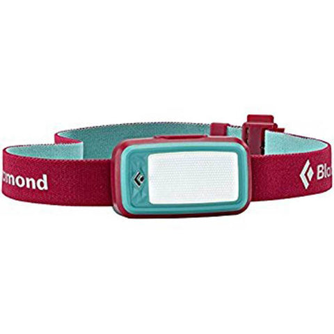 Kids Wiz Headlamp-Black Diamond-Berry-Uncle Dan's, Rock/Creek, and Gearhead Outfitters