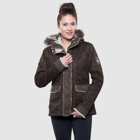 Women's Arktik Jacket-KUHL-Olive-XS-Uncle Dan's, Rock/Creek, and Gearhead Outfitters
