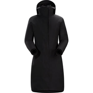 Women's Centrale Parka-Arc'teryx-Black-L-Uncle Dan's, Rock/Creek, and Gearhead Outfitters