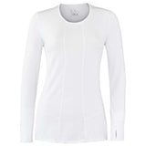 Women's Cloud Nine Scoop-Terramar-White-M-Uncle Dan's, Rock/Creek, and Gearhead Outfitters
