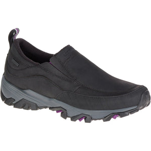Women's ColdPack Ice+ Moc-Merrell-Black-10-Uncle Dan's, Rock/Creek, and Gearhead Outfitters