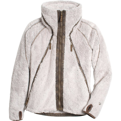 Women's Flight Jacket-KUHL-Stone-XS-Uncle Dan's, Rock/Creek, and Gearhead Outfitters