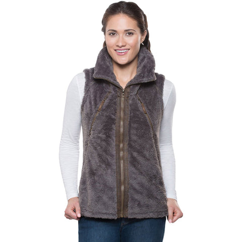 Women's Flight Vest-KUHL-Clay-XS-Uncle Dan's, Rock/Creek, and Gearhead Outfitters