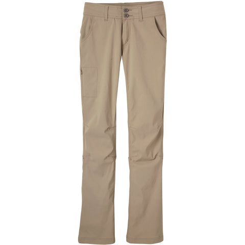Women's Halle Pant - Regular Inseam-prAna-Dark Khaki-2-Uncle Dan's, Rock/Creek, and Gearhead Outfitters