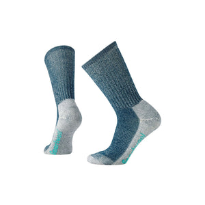 Women's Hike Light Crew Socks-Smartwool-Lochness-M-Uncle Dan's, Rock/Creek, and Gearhead Outfitters