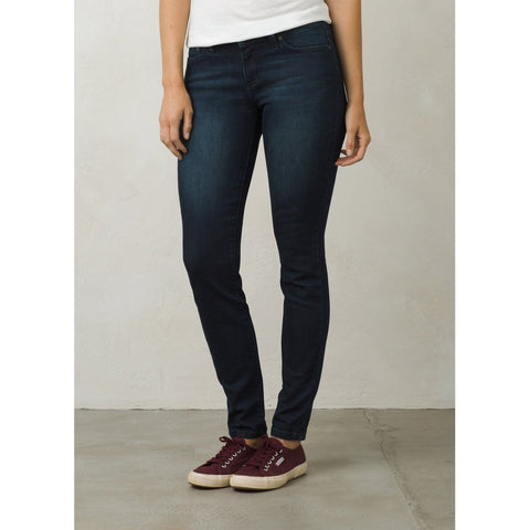 Women's London Jean - Regular Inseam-prAna-Dark Indigo-0-Uncle Dan's, Rock/Creek, and Gearhead Outfitters